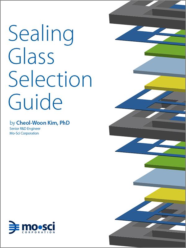 Sealing Glass Selection Guide cover image